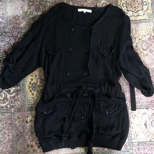 Philip Lim 3.1 Knit Cargo Sweater Dress